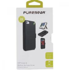 New OEM PureGear HIP Case+ Black Case For iPhone 5/5S/SE