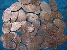 101 Elongated Penny Elongated Penny Pressed Smashed 500 100