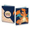 Charizard Pokemon Ultra Pro A4 Album Folder 9 Pocket Portfolio Holds 180 Cards