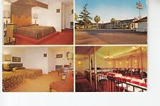 4 Views of All New El Rancho Motel Beaumont CA Cal
