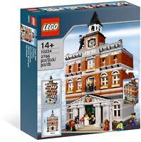 "LEGO® Creator Expert 10224 Rathaus_Zustand ""B"" siehe original Bilder 7-12"