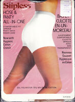 Vintage Hose & Panty - ALL IN ONE - PANTYHOSE - SLIPLESS