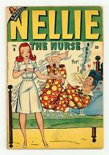 Nellie the Nurse #6 PR 0.5 1947