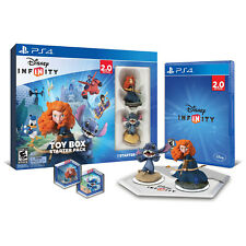 Disney Infinity 2.0 Edition Toy Box Starter Pack for PlayStation 4 [Brand New]