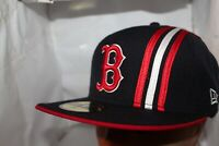 Boston Red Sox New Era MLB Stripe Class 59Fifty,Fitted,Hat,Cap    $ 44.99 NEW