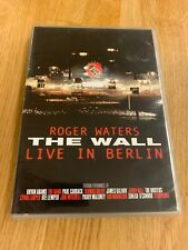 """Roger Waters """"The Wall Live in Berlin"""" 2003  DVD Universal Rec."""