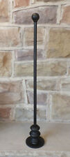Hand Forged Wrought Iron Fire Poker With Stand - Postage to Northern Ireland