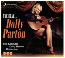 The Real... Digipak Dolly Parton 1 Disc CD