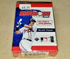 Factory Sealed MLB Showdown 2000 Game Draft Pack, Wizards of the Coast