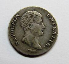 Très belle monnaie - 1/2 Franc - Napoléon Ier - AN 13 A - Paris -