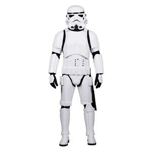 Stormtrooper Costume Armor Extended Size Ready to Wear with Boots, E-11 etc.