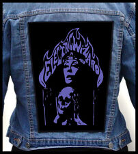 ELECTRIC WIZARD - Skull -- Giant Backpatch Back Patch