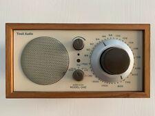 TIVOLI Audio Henry Kloss Model One Radio Stereo FM AM Vintage Casa