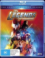 DC's Legends Of Tomorrow : Season 2 (Blu-ray, 3-Disc Set) NEW