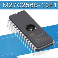 1pcs M27C256B-10F1 M27C256  new