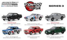 Greenlight 2018 Tokyo Torque Series 3 - 1970 Datsun 240z Rally #301