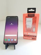 Samsung Galaxy S8 Plus 64gb Plata Libre