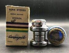VINTAGE CAMPAGNOLO RECORD HEADSET NIB NOS ITALIAN THREAD C  NUOVO SUPER