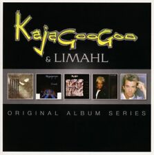 Kajagoogoo & Limahl ORIGINAL ALBUM SERIES Don't Suppose ISLANDS New Sealed 5 CD