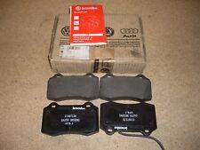 Seat Leon Cupra R front brake pads (Brembo) 1ML698151 New genuine Seat parts