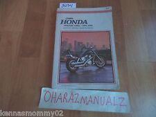 1985 1986 Honda 1100cc Service Manual