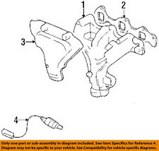 GM OEM-Exhaust Manifold 91171190