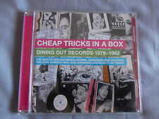 CHEAP TRICKS IN A BOX - DINING OUT RECORDS 1979-1982 CD adicts disco zombies