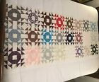 Unfinished Quilt Top Runner