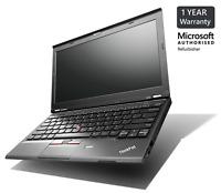 Lenovo Thinkpad X230 Laptop i5 3320M 2.6GHz 16GB 256GB SSD Windows 10 Pro