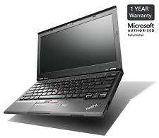 Lenovo Thinkpad X230 Laptop i5 3320M 2.6GHz 8GB 128GB SSD Windows 10 Pro