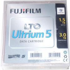 Fujifilm LTO Ultrium 5 Data Cartridge 1.5/3.0TB cartucho cinta backup