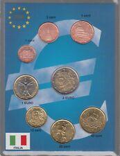 SET EURO € ITALIA ITALY COINS 2006 FIOR DI CONIO CONFEZIONE 8 PEZZI IN BLISTER