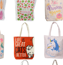 Women Foldable Eco Shopping Bag Tote Pouch Portable Reusable Grocery Storage