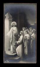 "santino-holy card ""ediz.NB n.205 PARABOLA DELLE VERGINI"