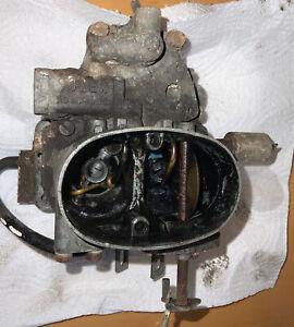 Solex twin choke Caburettor Carb