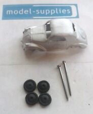SLMC #49 Simca 5 (copy of French Dinky 35AZ) white metal kit