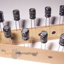 20x 47uF 16V 85°C CAPACITORS RADIAL ELECTROLYTIC - AUS STOCK