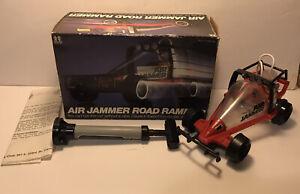 Vintage Tomy Air Jammer Road Rammer