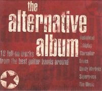 THE ALTERNATIVE ALBUM OF VOL 1 various (CD, compilation, 2004) indie, alt rock