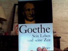 Goethe: Sein Leben und seine Zeit de Friedenthal, R... | Livre | état bon