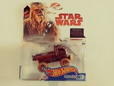 2017-Hot Wheels-Star Wars The Last Jedi-Character Cars Chewbacca-1:64-3+