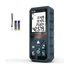 Laser Measure Dtape 328 Feet Digital Laser Tape Measure Minft Unit Switchi