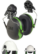 3M Personal Protective Equipment 3M Peltor Ear Muffs, Noise Protection, Hard Hat