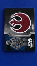 2016 Star Wars Rogue One Patches - MP-3 L-1 Droid