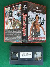 VHS (ITA) STURMTRUPPEN Domovideo (1982) Pozzetto Boldi Toffolo Teocoli Bonvi