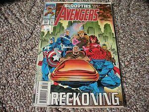 Avengers #368 (1963 1st Series) Marvel Comics NM/MT