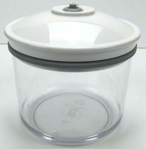 Snail Vacuum Seal Clear Cannister 50 Oz Food Saver KY-134