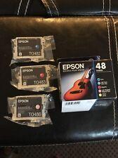 Epson Printer Ink 48 TO482,483,486