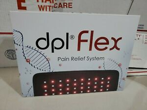 DPL Flex Pain Relief System LED Light Therapy Wrap Pad Arthritis Pain BRAND NEW