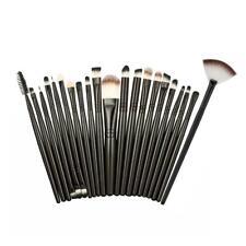 21x Pinceaux Accessoires de Maquillage Poudre Applicateurs Visage Yeux